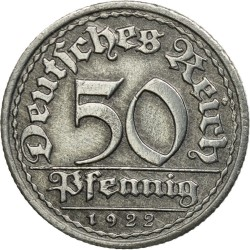 Coin Values - Germany Weimar Republic Mark Values