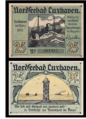 German Notgeld 1921